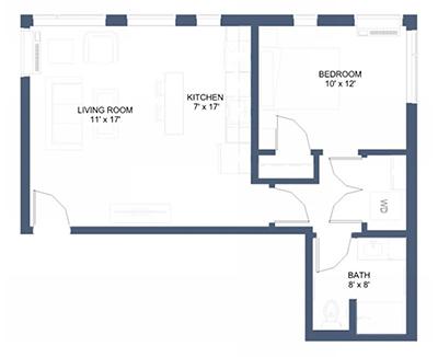 MODI Floor Plan Grand
