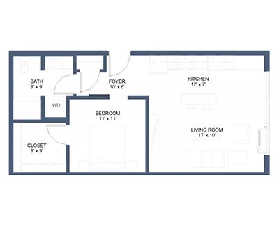 MODI Floor Plan Noble