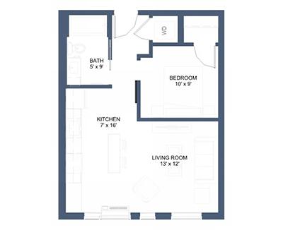 MODI Floor Plan Regal