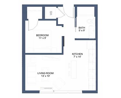 MODI Floor Plan Tribute